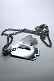 Dog tag Royalty Free Stock Photos