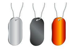 Dog Tag Stock Images