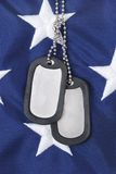 Dog Tags Royalty Free Stock Image