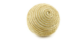 Dog toy ball Stock Images