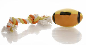 Dog toys Stock Photography