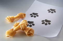 Dog Treat Stock Photography