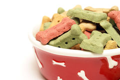 Dog Treats Stock Photo