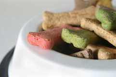 Dog Treats Close-up Royalty Free Stock Images