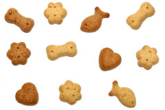 Dog Treats Closeup Stock Photography
