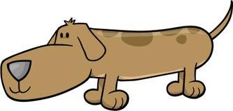 Dog Vector Illustration Stock Photo