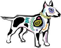 Dog Vector Illustration Royalty Free Stock Image