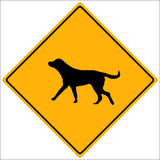 Dog Vector Sign Royalty Free Stock Photo