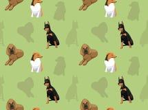 Dog Wallpaper 22 Royalty Free Stock Photos