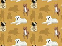 Dog Wallpaper 33 Royalty Free Stock Photography