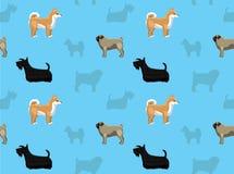 Dog Wallpaper 8 Royalty Free Stock Image