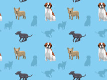 Dog Wallpaper 31 Royalty Free Stock Images