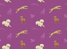 Dog Wallpaper 23 Royalty Free Stock Photography