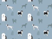 Dog Wallpaper 26. Animal Wallpaper EPS10 File Format Stock Photo