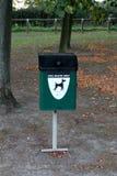 Dog waste Royalty Free Stock Image
