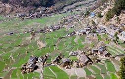 Dogadi wioska - piękna wioska Zdjęcie Stock