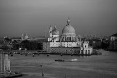 Dogana da Mar Santa Maria della Salute,  Venice Stock Image