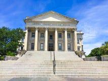 Dogana degli Stati Uniti, Charleston, Sc immagini stock libere da diritti