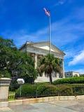 Dogana degli Stati Uniti, Charleston, Sc fotografie stock