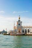 Dogana, Venecia, Italia Foto de archivo