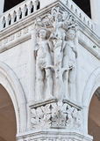 doge παλάτι Βενετία Στοκ Εικόνες