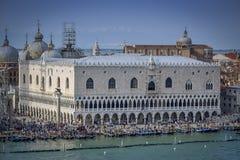 doge παλάτι s Βενετία Στοκ φωτογραφίες με δικαίωμα ελεύθερης χρήσης