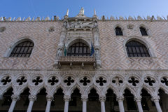 Doge Palace Royalty Free Stock Photo