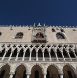 Doge Palace in Venice in Venice. The Doge Palace in San Marco square in Venice, Italy Stock Images