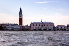 Doge Palace, San Marco, Venice, Italy Royalty Free Stock Photography