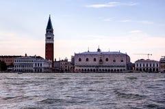 Doge Palace, San Marco, Venice, Italy Royalty Free Stock Photography