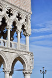 Doge Palace in Venice Royalty Free Stock Photography