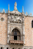 The Doge Palace - Venice Italy Royalty Free Stock Images