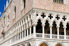The Doge Palace - Venice Italy Royalty Free Stock Photography