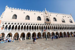 The Doge Palace - Venice Italy / The Doge Palace (Palazzo Ducale Stock Photos