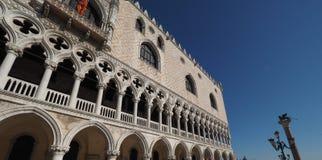 Doge Palace in Venice in Venice Stock Photos