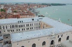 Doge-Palast Venedig Stockbilder