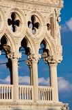 Doge-paleis, Venetië stock fotografie