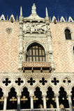 The doge's palace Royalty Free Stock Photography