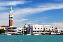 The Doge's Palace Stock Photography