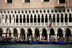 Doge's palace Royalty Free Stock Photos