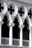Doge's Palace detail. Stock Photography