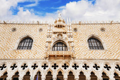 Doge's Palace (Palazzo Ducale), Venice Royalty Free Stock Images