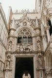 Doge`s Palace. Piazza San Marco Venezia Italy Doge`s Palace stock image