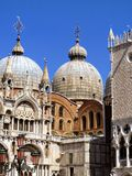 Doge's Palace Stock Photography
