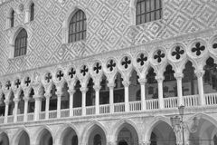 Doge's Palace on San Marco square. Venice, Italy Stock Image