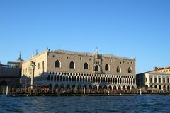 Doge's Palace St. Mark's Square. Venice Royalty Free Stock Photography