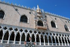 Doge's Palace, Venice Royalty Free Stock Images