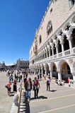 Doges Palace, Venice Stock Photography