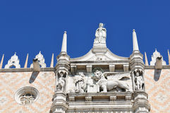 Doges Palace, Venice Stock Image