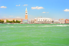 Doge's Palace in Venice Stock Photos